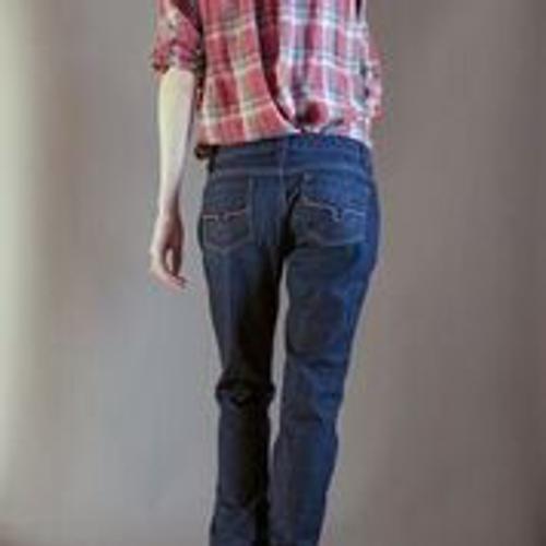Alex-Womens Jeans-Blue