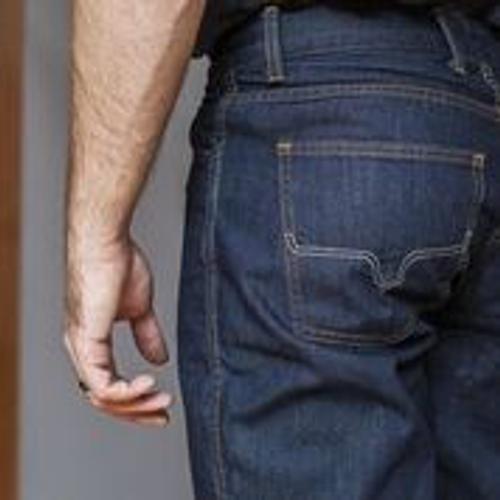 Chuck-Mens Jeans-Blue
