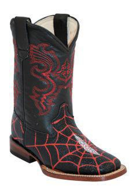 Ferrini Kids Spiderman Boot