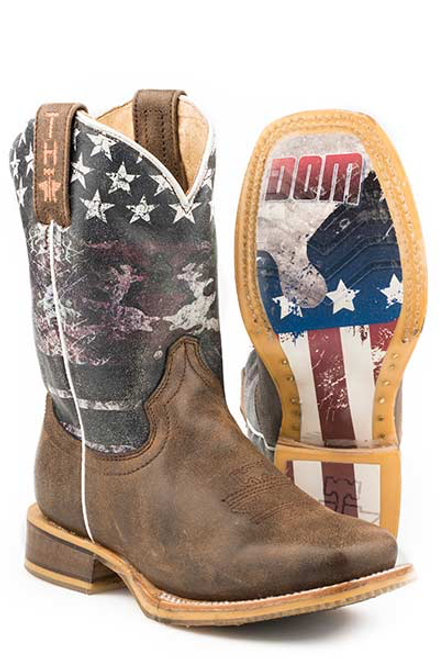 FREEDOM/RED WHITE AND BLUE EAGLE SOLE