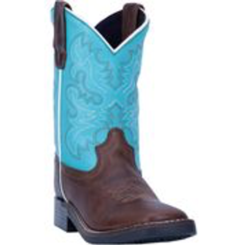 PUNKY LEATHER CHILDREN'S BOOT