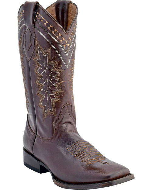 Men's Apache Chocolate S-Toe
