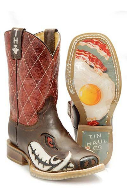 NOT BOARING / BACON & EGGS SOLE