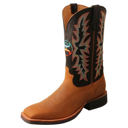 """12"""" Hooey Boot - Peanut & Black MHY0033"""