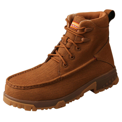 "6"" Work Boot - Clay & Brown MXCC006"