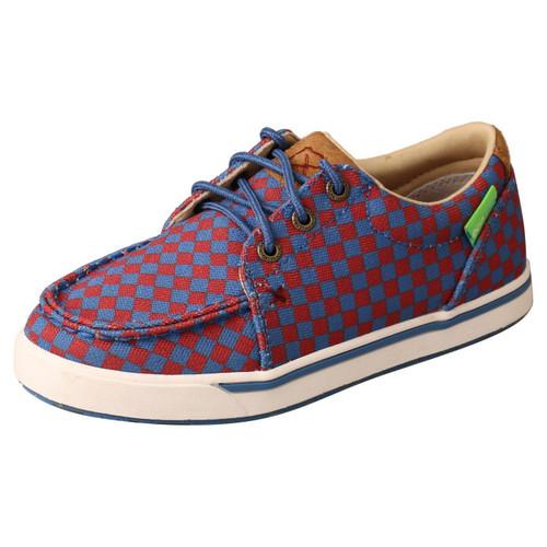 Kicks - Red & Blue YCA0006
