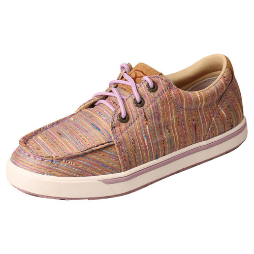 Kicks - Lilac & Multi YCA0007