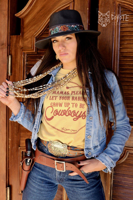 Let Your Babies Be Cowboys