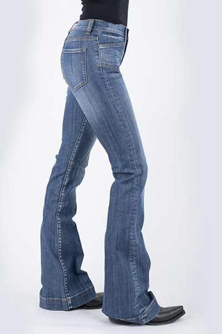 Stetson Women's Jean 921 High Waist Flare
