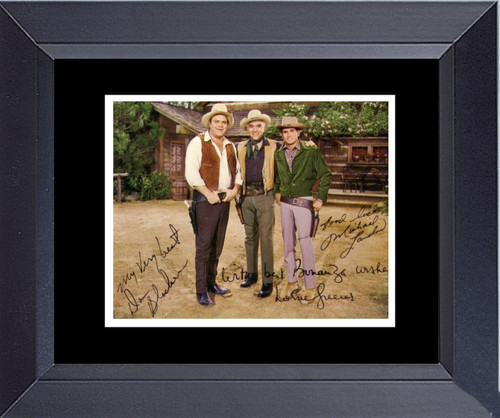 Cast Of Bonanza Color