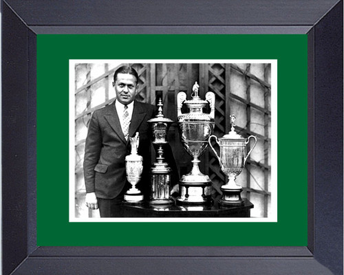 Ben Hogan Sam Sneed Arnold Palmer Byron Nelson Golf Rare Find Framed Print