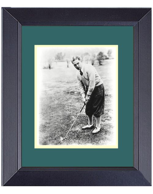 Bobby Jones Golf 1923 The Early Years Framed Print