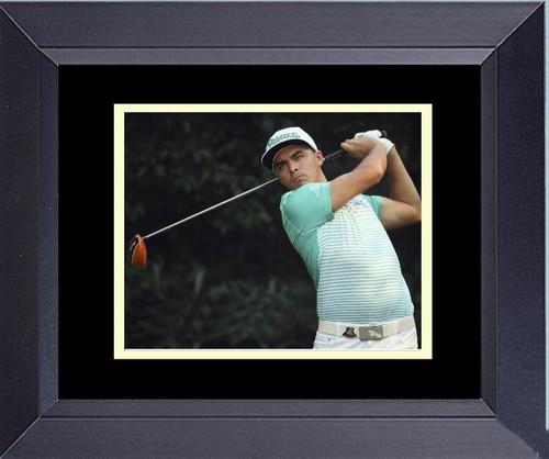 Golf Ricky Fowler Profession Golfer Framed Art Photograph Print
