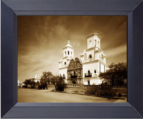 Mission San Xavier In Tucson, Arizona Canvas Print