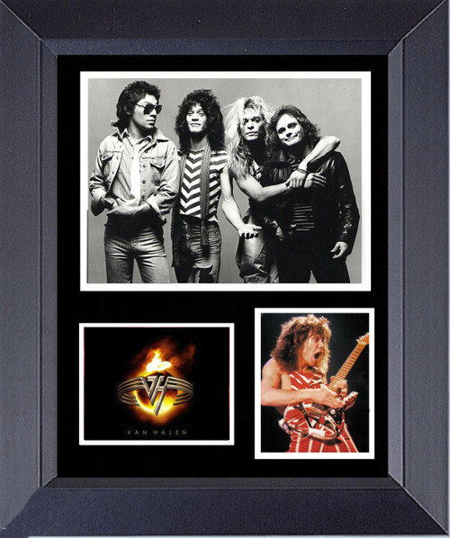 Eddie Van Halen Legend Rock Group