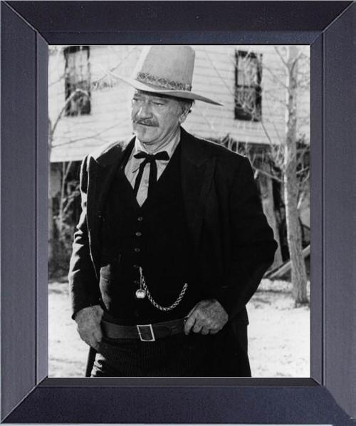 John Wayne In The Shootist His Last Movie Framed Art Photograph Print