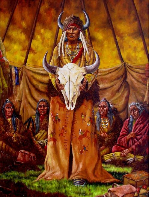Seeking Answers Bring Back The Buffalo Native American Indian