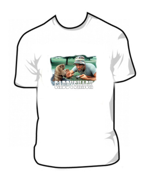 Caddy shack Bill Murray T Shirt