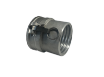 Free-Flow Part 'C' Mulch Hose Connector (Right-hand)