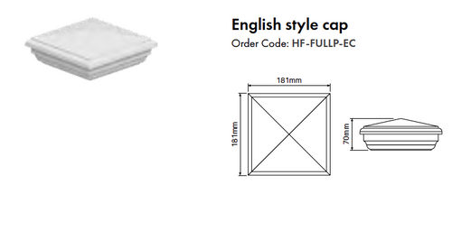 English Style Cap