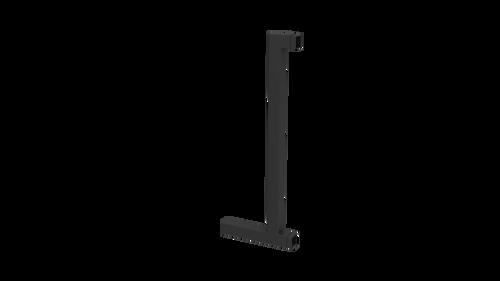 Side Stile for Motorised Gate