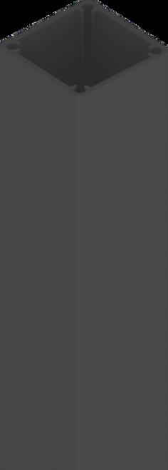50x50mm Aluminium Post 2.4m Long