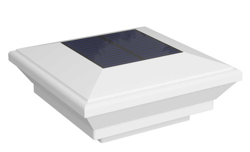 Solar Post Light - Suits full privacy and 3 rail posts