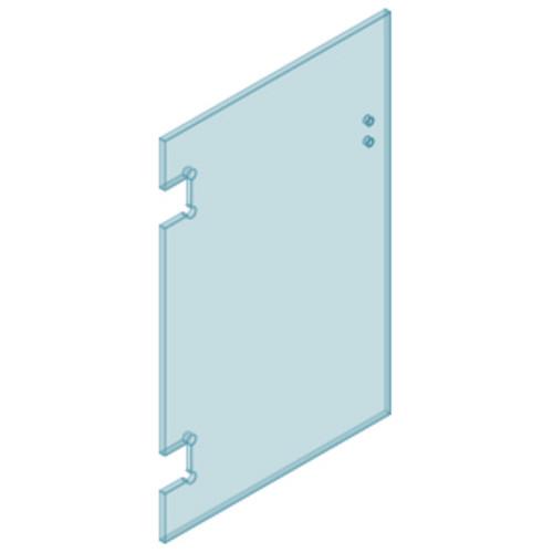 900mm W x 1200mm H Polaris toughened glass gate
