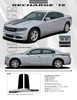 Recharge Decal Kit for 2105-Up Dodge Charger