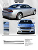 Rive Decal Kit for 2105-Up Dodge Charger
