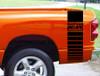 Bed Stripes Decal 4 - 5.7L Broken for Dodge Ram