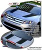 Racing Stripes 2 for 2010-2012 Ford Fusion