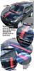 Euro Rally Stripes for Kia Soul