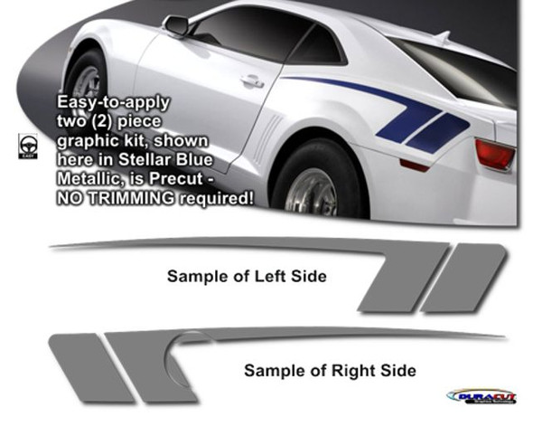COPO Style Stripes for Camaro '09-'15