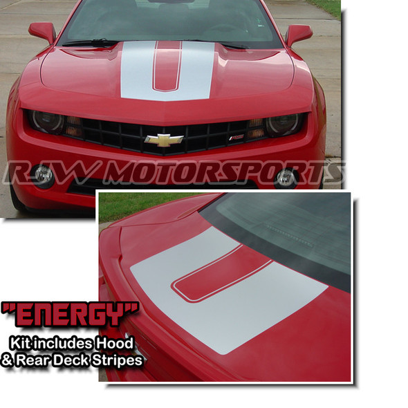 Energy Single Stripe Kit for Camaro '09-'15