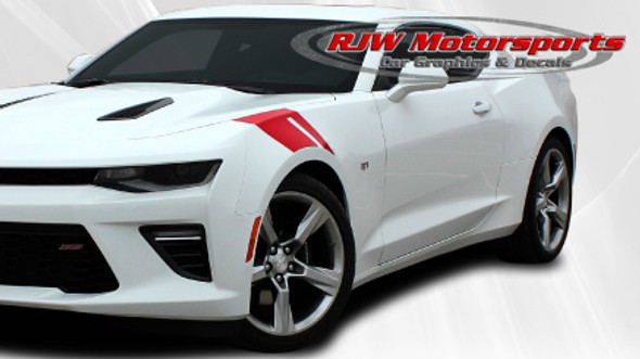 Hashmark Decal Kit for 2016 Camaro
