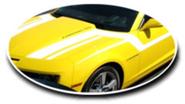 Pro Touring Style Stripes for Camaro '09-'15