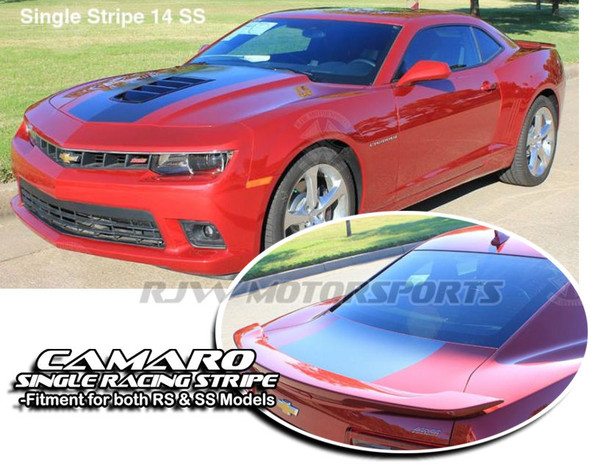 Single Stripe Kit for 2014-2015 Camaro