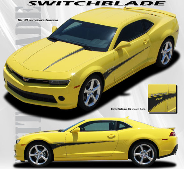 Switchblade Stripe Kit for Camaro '09-'15