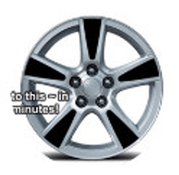 """16"""" Factory Wheels Decal Kit for Chevy Cruze"""