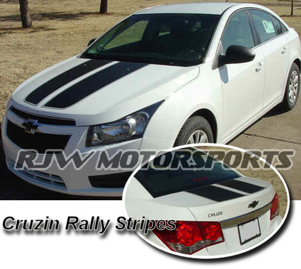 Racing Stripes for Chevy Cruze -'11-'15