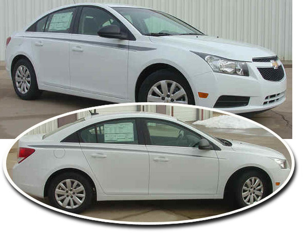 Stride Decal Kit for Chevy Cruze