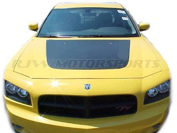 Dodge Charger Hood Decal
