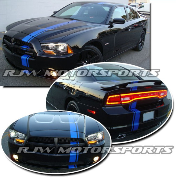 Mopar Style Stripes for '11-'14 Dodge Charger