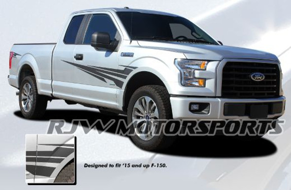 Apollo Decals for F150 '15-Up