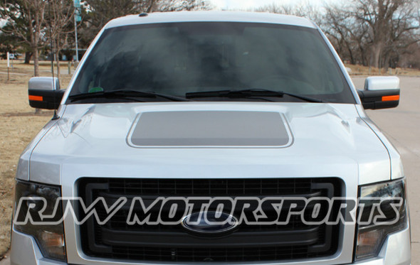 Hood Stripes for 2009-2014 F150