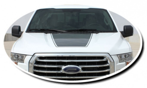 Hood Stripes for 2015-Up F150