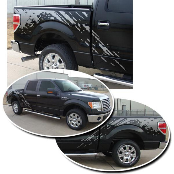 Raptor Style Graphics for '09-'14 F150