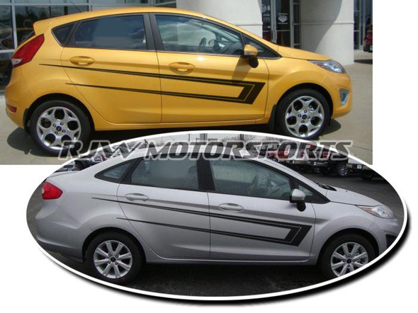 C-Stripe for Ford Fiesta