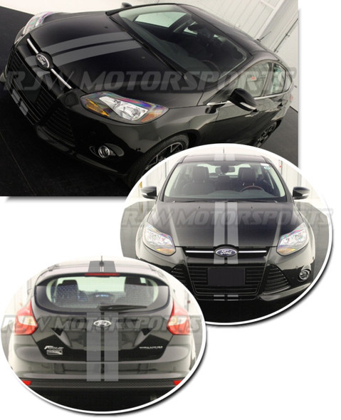 Racing Stripes for 2012-2014 Focus
